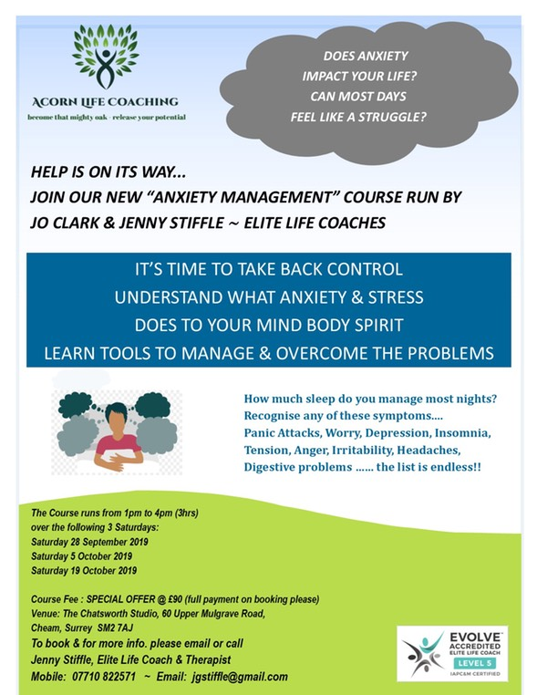 ANXIETY WORKSHOP FLYER - FINAL