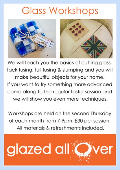glass workshops