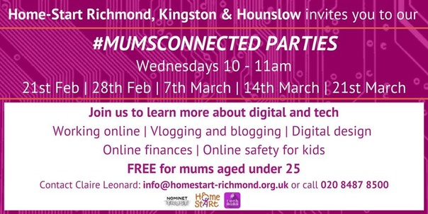 Mums connected image