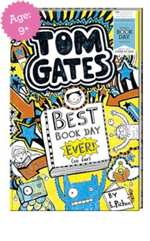 Tom Gates Best Book Day Ever